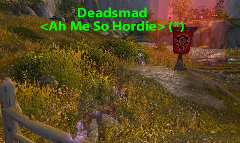 Deadsmad <Ah Me So Hordie>
