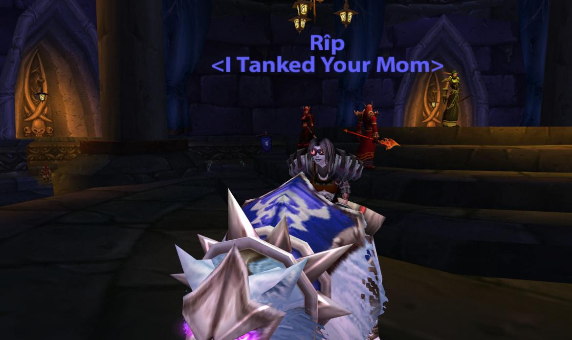 Rip <I Tanked Your Mom>