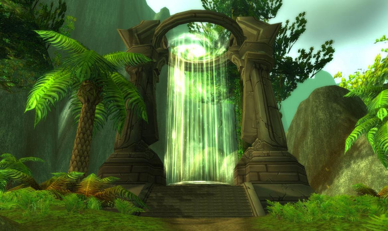 Portal at The Shaper's Terrace