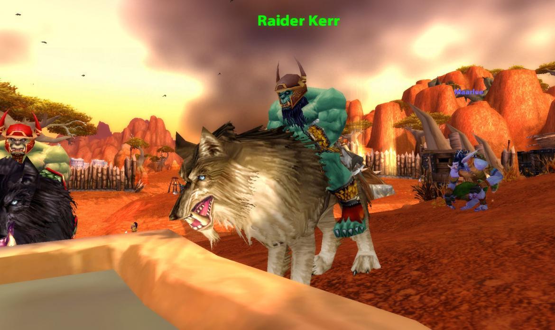 Raider Kerr
