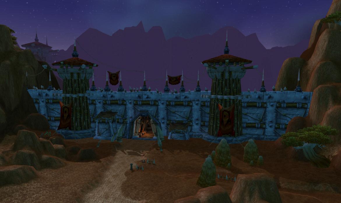 Orgrimmar's Main Gate