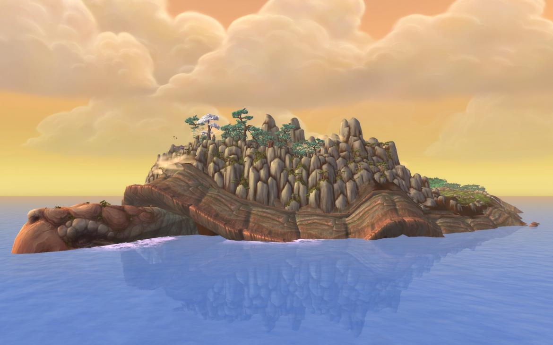 Mists of Pandaria -- Shen-zin Su Turtle of the Wandering Isle