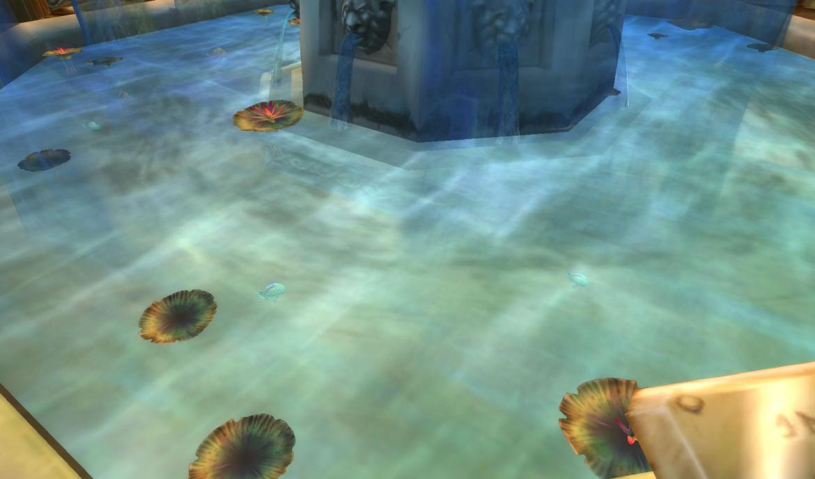 Stormwind City Fountain