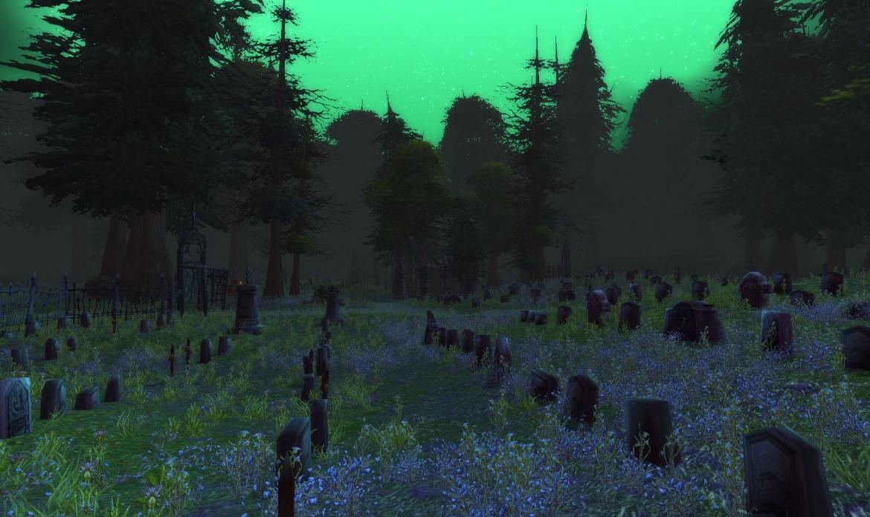 Brill Graveyard