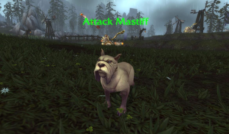 Attack Mastiff