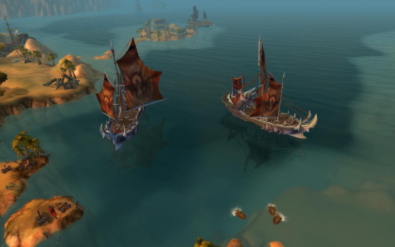 Horde ships