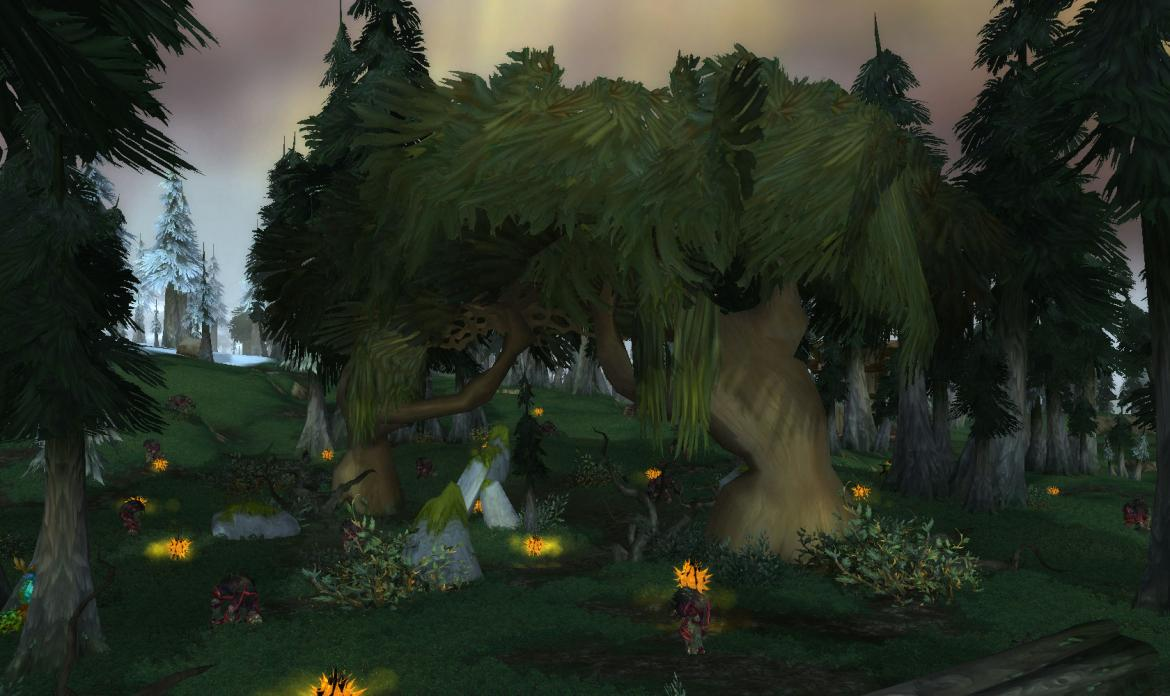 The Twisted Glade