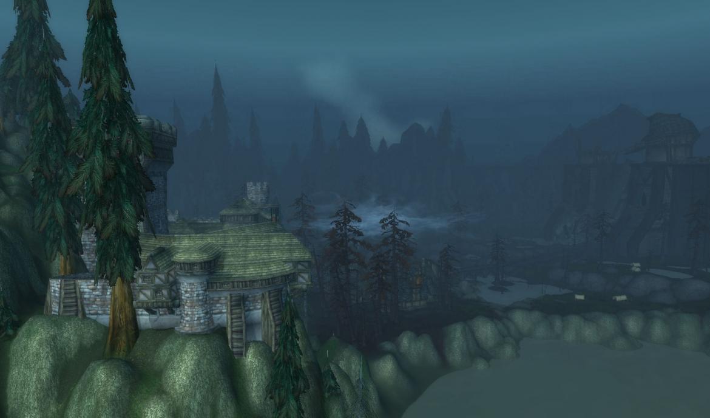 Shadowfang Keep near The Battlefront
