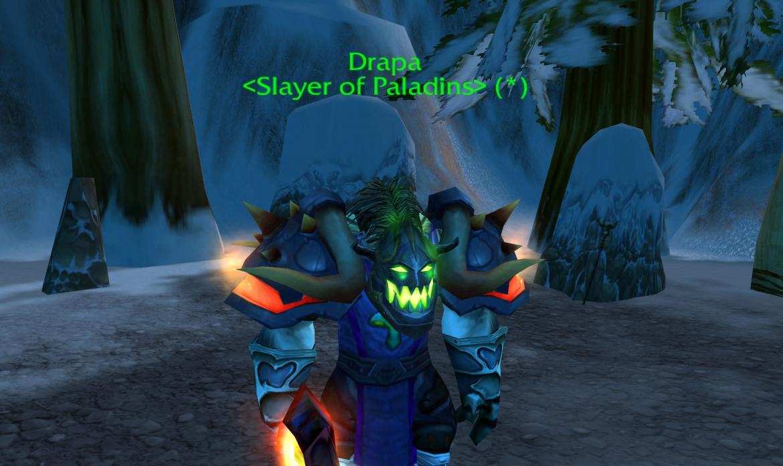 Drapa <Slayer of Paladins>