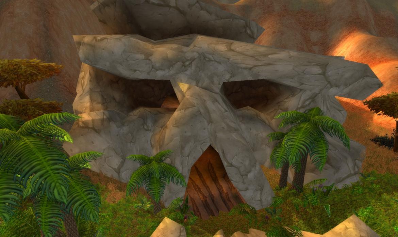 Wailing Caverns entrance