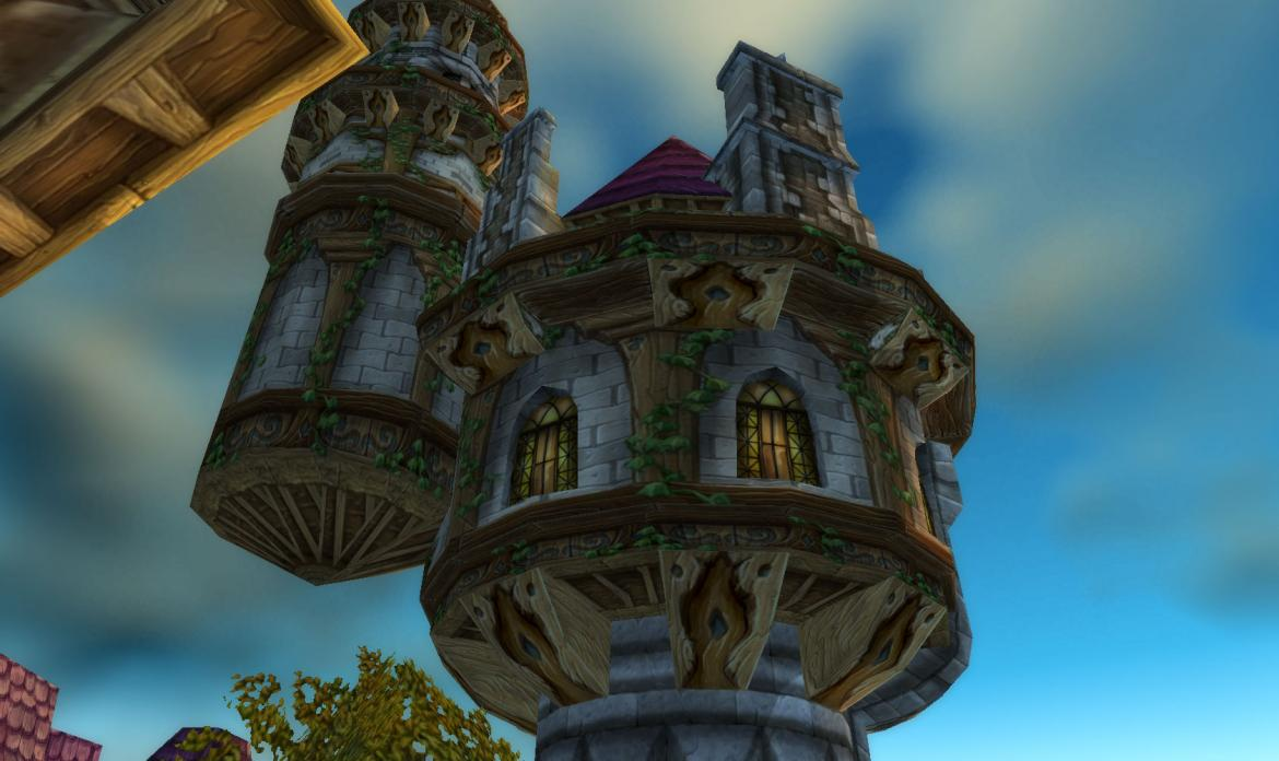 Top of the Mage Tower