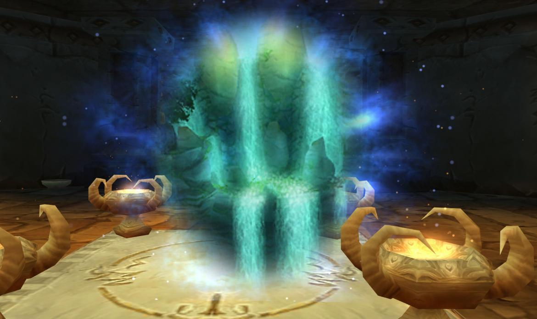 Portal to Inner Maraudon