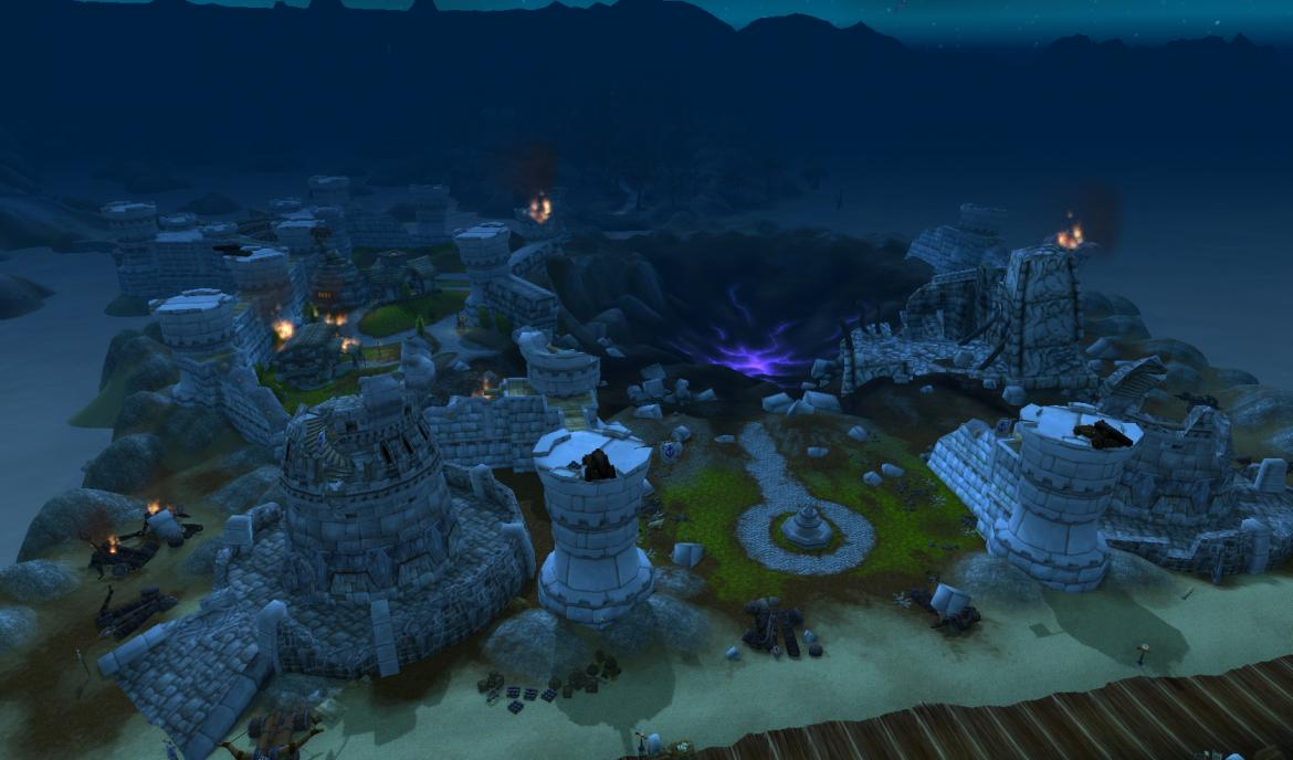 Ruins of Theramore