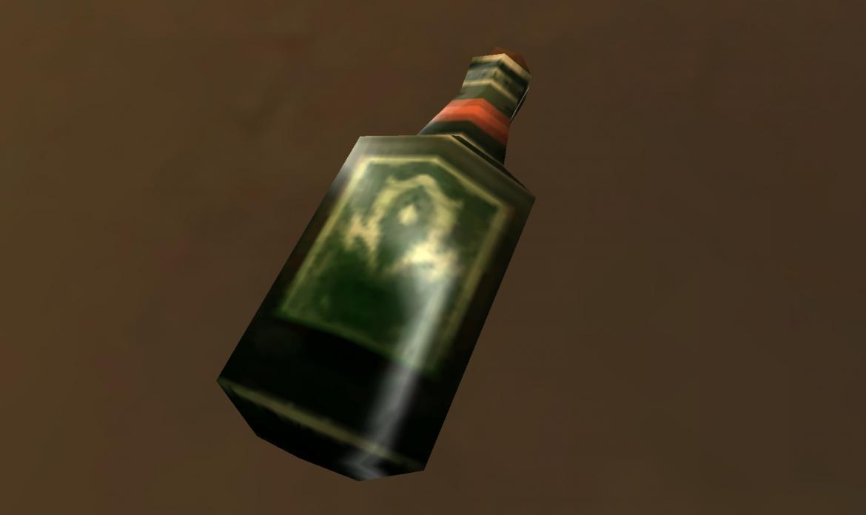 Horde Booze Bottle