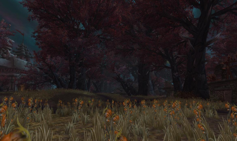 Zul'Drak Forest