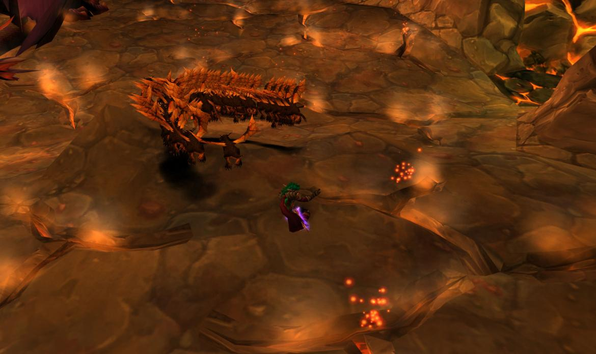 Onyxia whelps