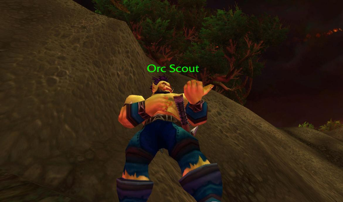 Orc Scout