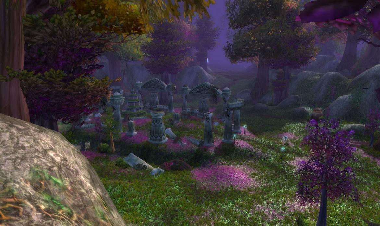 The Shrine of Aessina