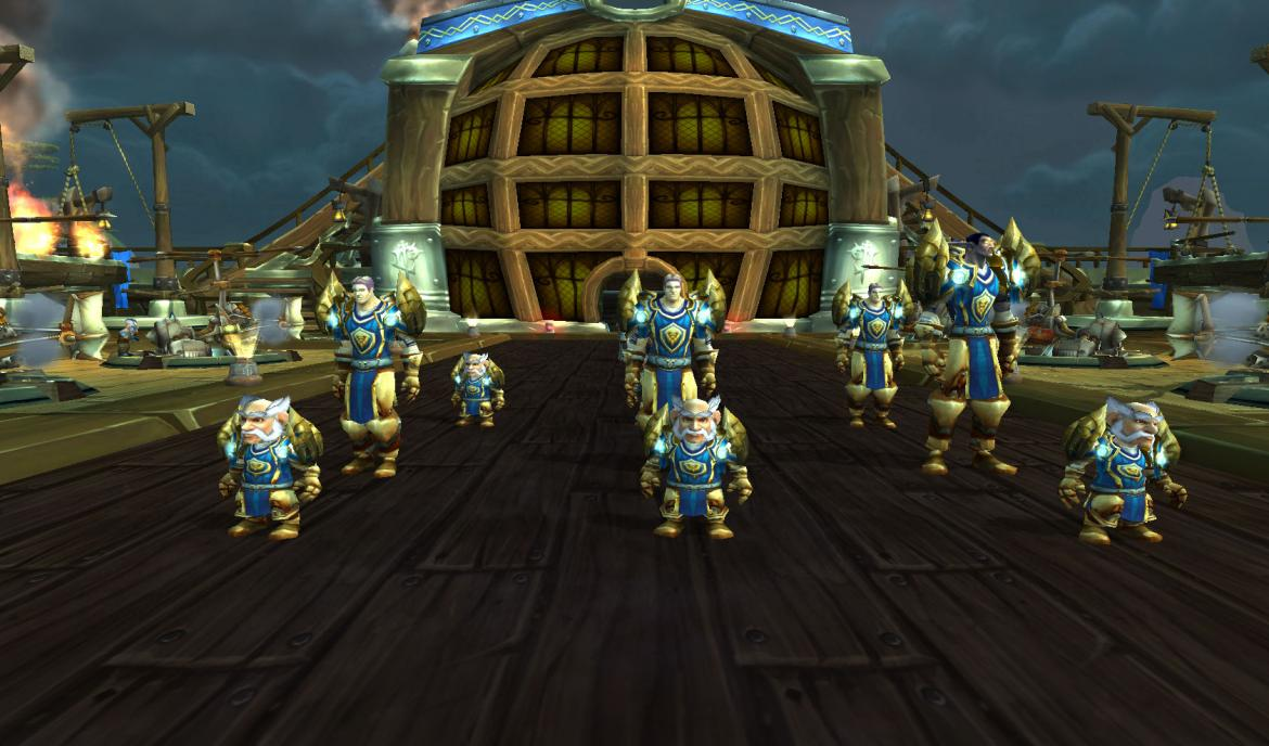 Alliance Paratroopers