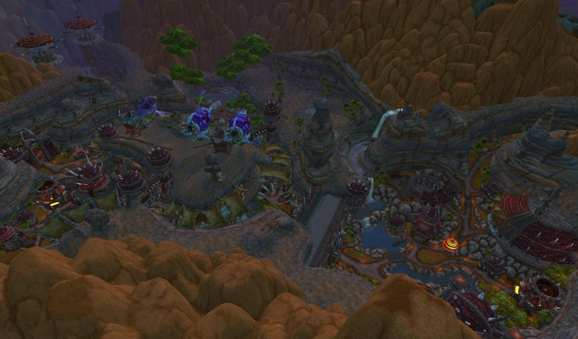 Orgrimmar Overview