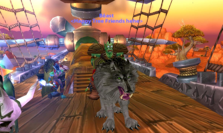 Beast <Happy Tree Friends hehe>