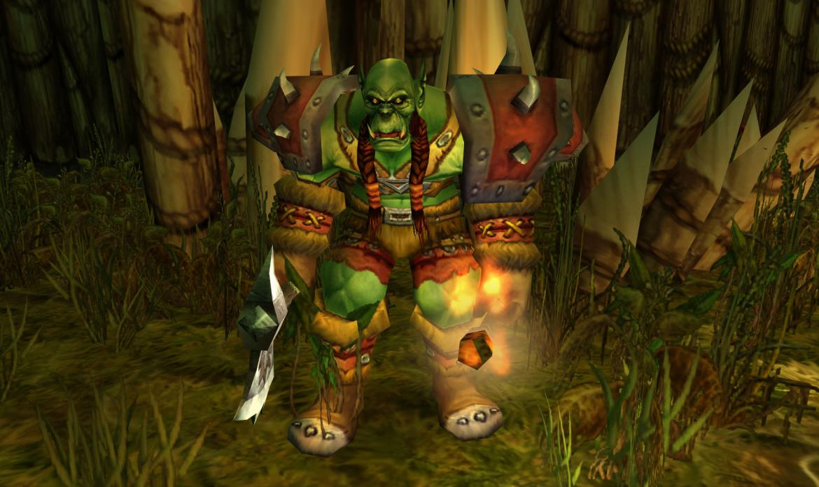 Orc Grunt