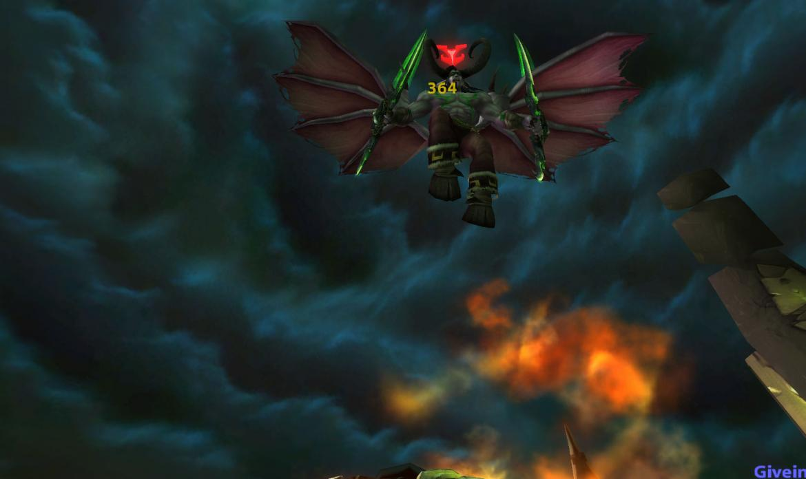 Illidan Stormrage <The Betrayer>