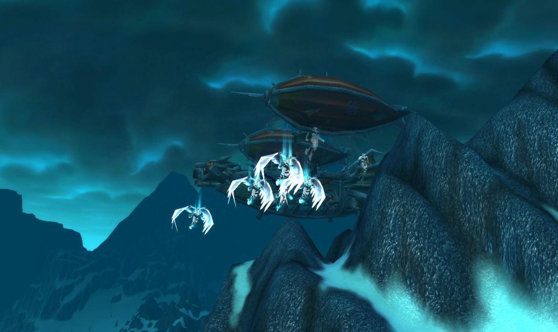 Val'kyr in the sky