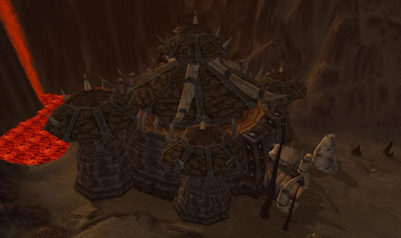 Blackrock Stronghold