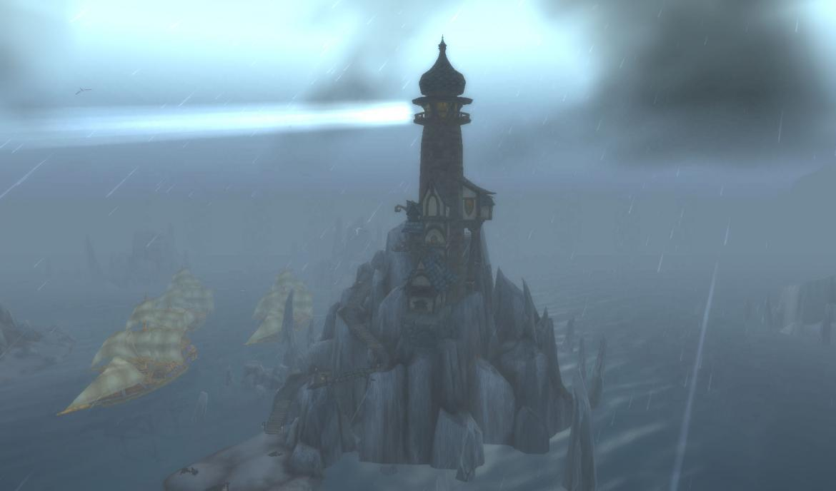Gilneas Lighthouse