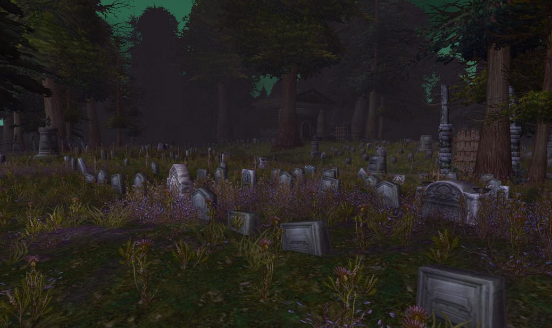 The Brill Graveyard