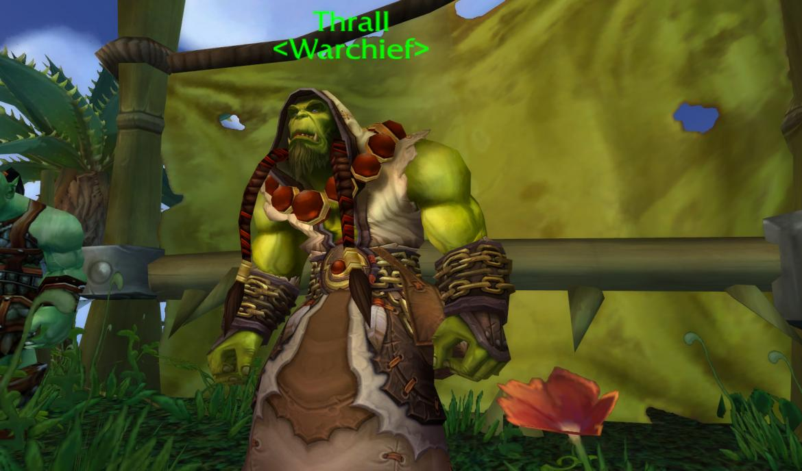 Thrall <Warchief>