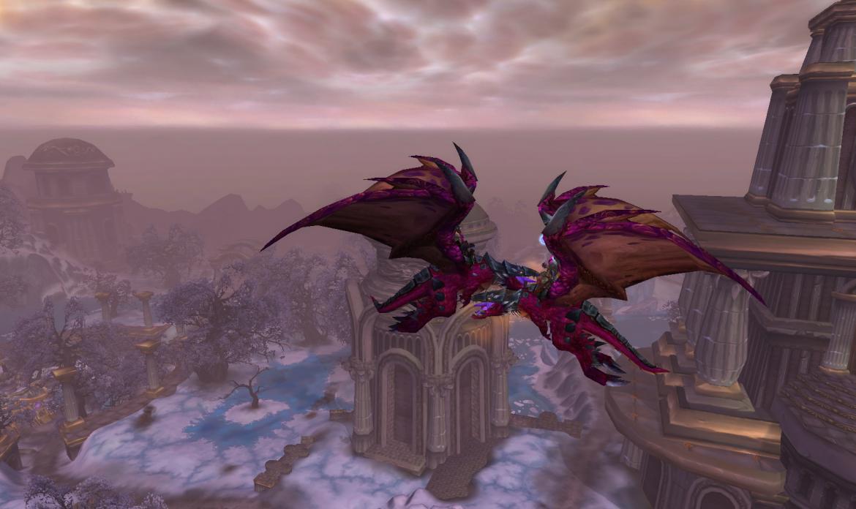 Violet Proto Drakes