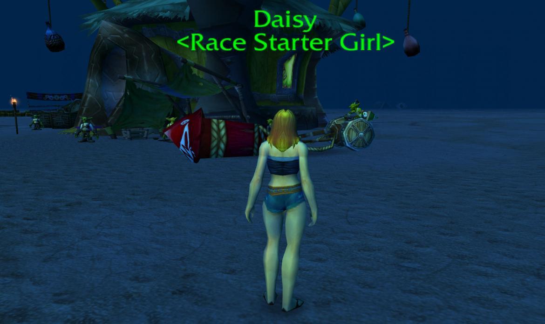 Daisy <Race Starter Girl>