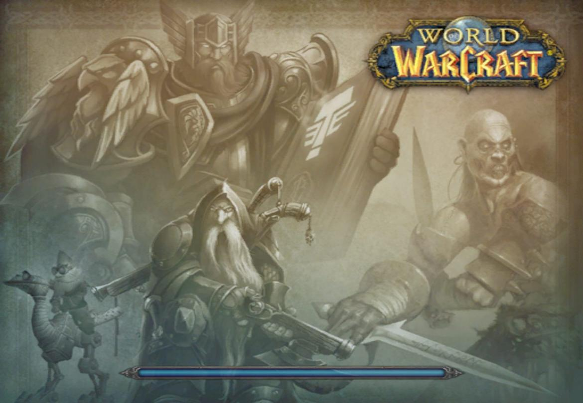 Eastern Kingdoms loading screen