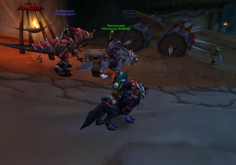 Warxmaster <Hows my Raiding>