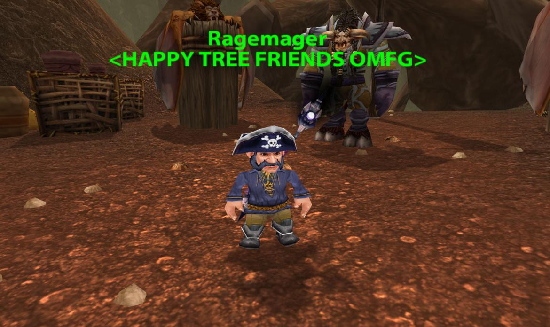 Ragemager <HAPPY TREE FRIENDS OMFG>
