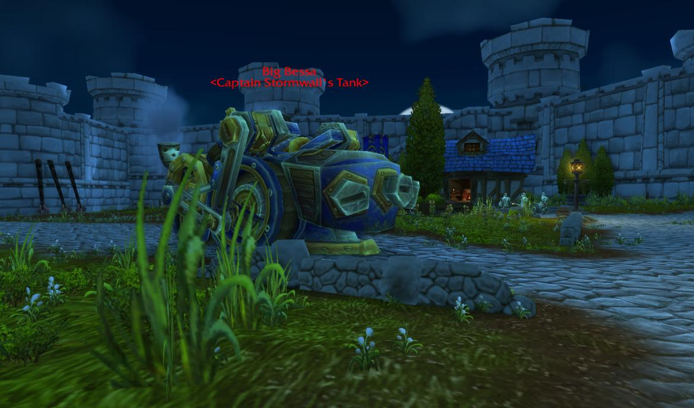 Big Bessa <Captain Stormwall's Tank>