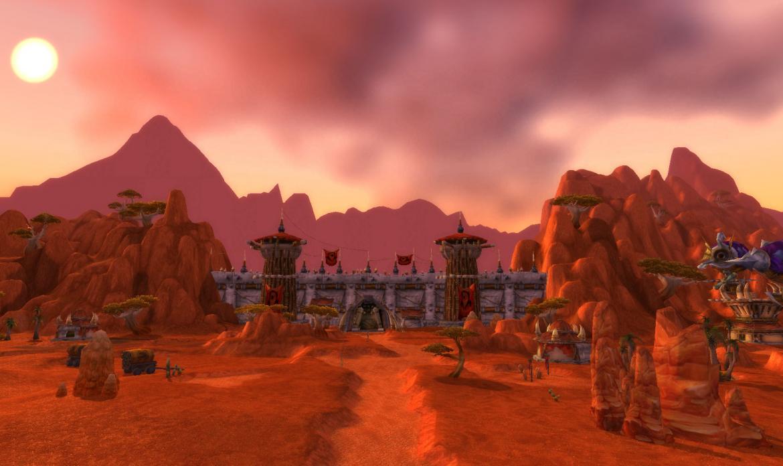 Orgrimmar's Main Gate