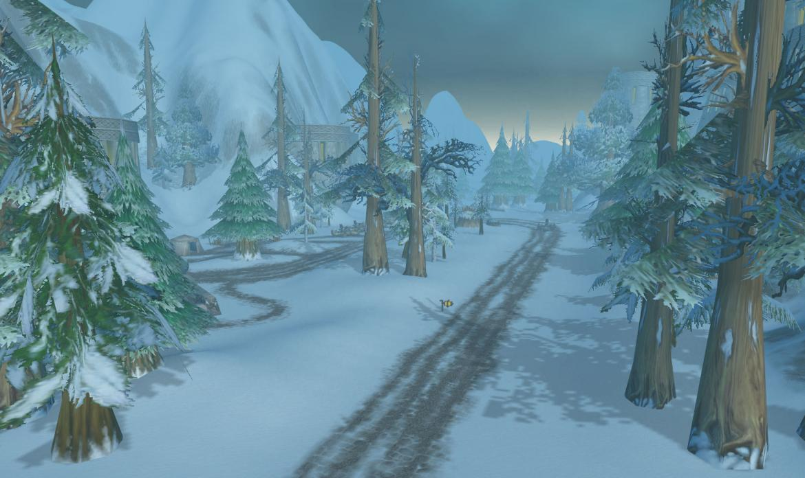 Ironforge Airfield