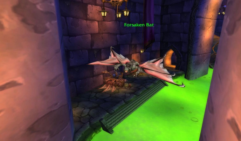 Forsaken Bat