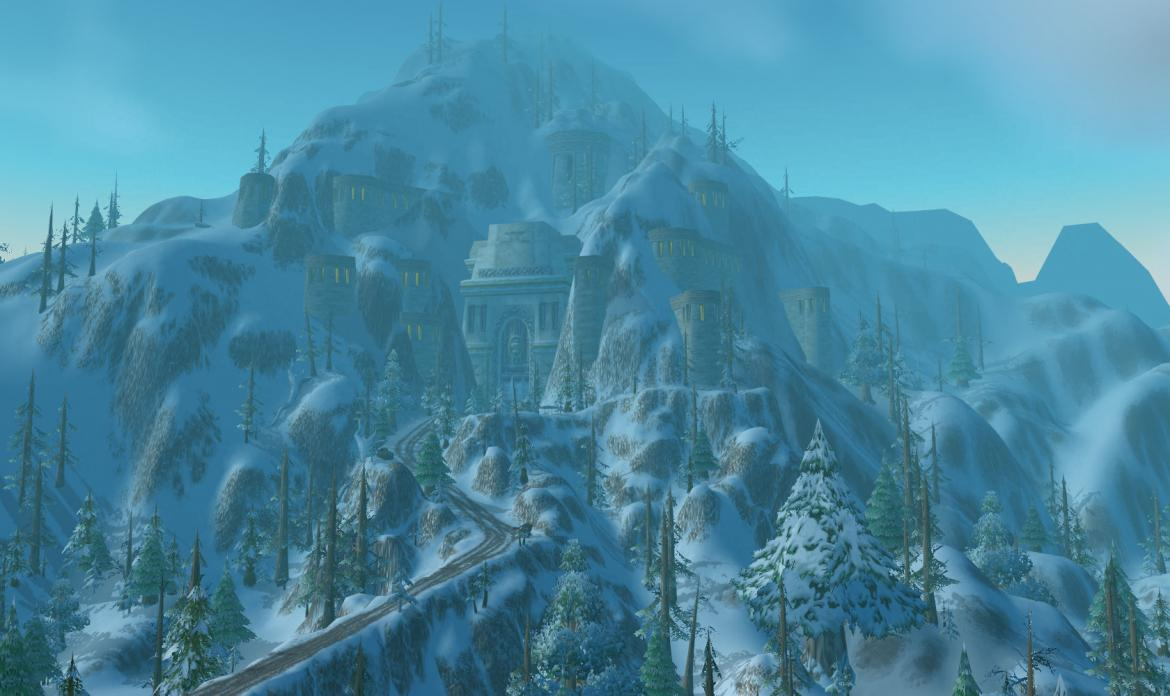 Ironforge Mountain