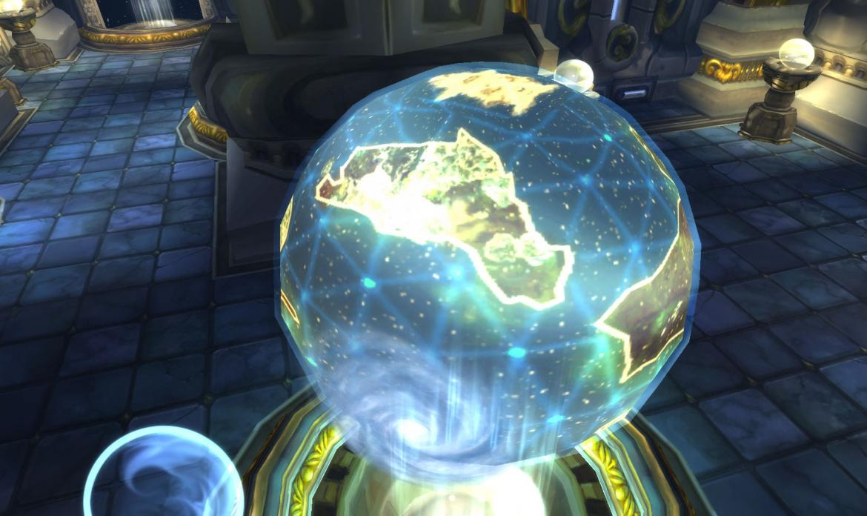 Globe of Azeroth