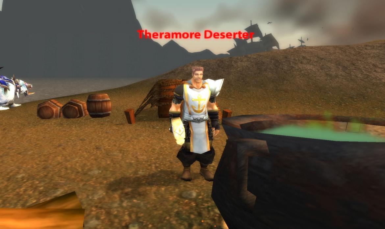 Theramore Deserter