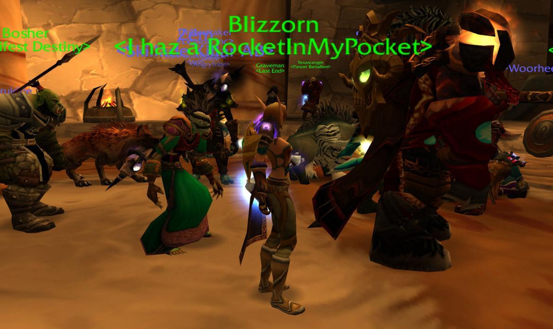 Blizzorn <I has a RocketInMyPocket>