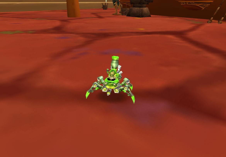 Crashin' Thrashin' Robot
