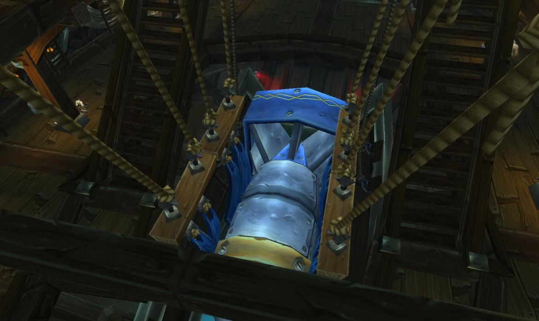 Skybreaker's bomb