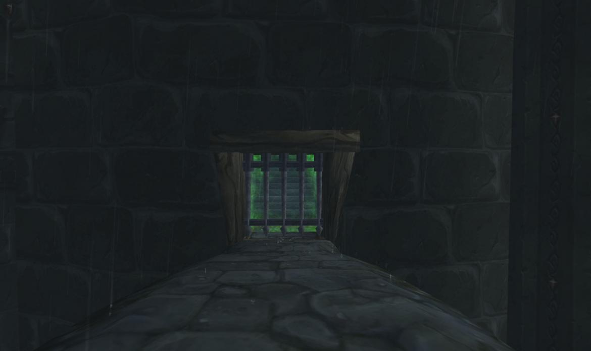 Karazhan side entrance