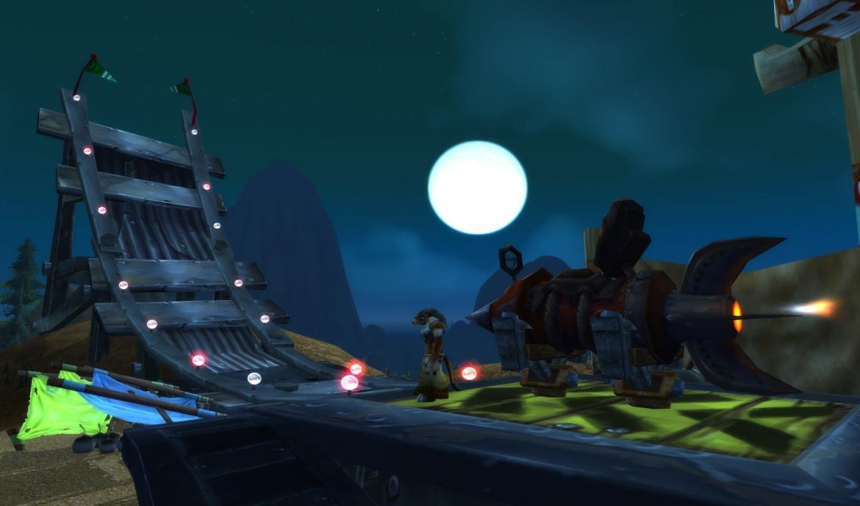 Orna Skywatcher <Cliffwalker Post Flight Master>
