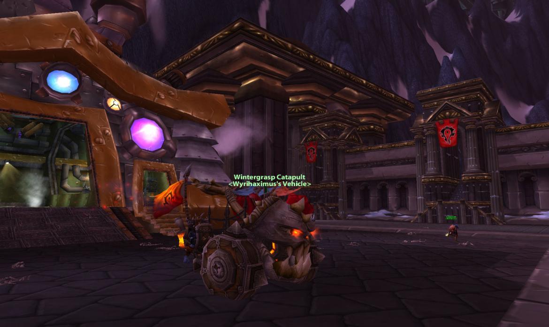 Wintergrasp Catapult